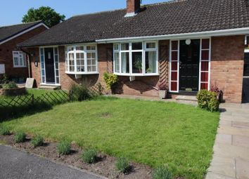 Thumbnail 2 bed bungalow to rent in St. Marys Close, Wigginton, York
