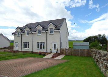 Thumbnail 3 bed semi-detached house for sale in Woodend Avenue, Closeburn, Thornhill