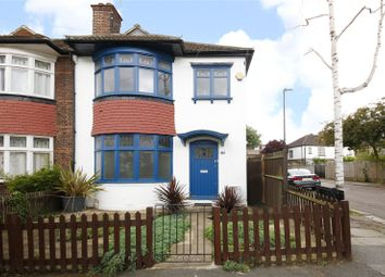 Thumbnail 3 bed end terrace house for sale in Rosedene Avenue, Streatham, London