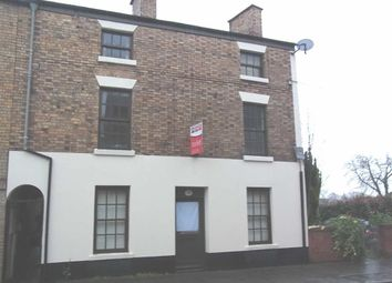 Thumbnail 1 bed flat to rent in Flat 2, 19 Upper Church Street, Oswestry, Shropshire