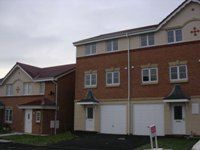 Thumbnail 3 bedroom town house to rent in Rushmore Drive, Widnes