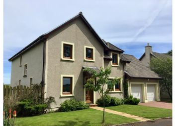 Thumbnail 4 bed detached house for sale in Ayr Road, Lanark