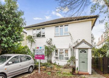 Thumbnail 2 bed maisonette for sale in Hook Road, Surbiton