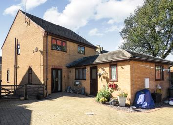 Thumbnail 4 bedroom detached house for sale in Main Street, Farcet, Peterborough