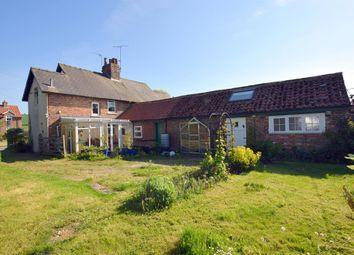 Thumbnail 3 bed semi-detached house for sale in Helperthorpe, Malton