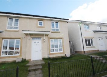 Thumbnail 3 bed end terrace house for sale in Church View, Winchburgh, Broxburn