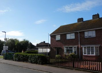 Thumbnail 3 bed semi-detached house to rent in The Crescent, St. Neots