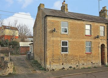 Thumbnail 2 bed end terrace house for sale in Thorpe Street, Raunds, Northamptonshire