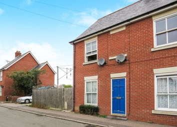 Thumbnail 2 bed flat for sale in Station Road, Dovercourt, Harwich