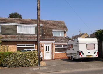 Thumbnail 4 bed semi-detached house for sale in Reffley Lane, Kings Lynn