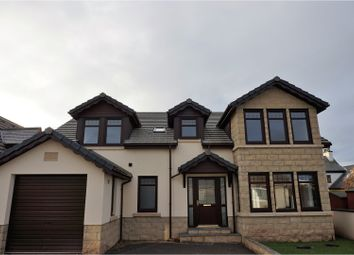 Thumbnail 4 bed detached house for sale in Gardenston Street, Laurencekirk