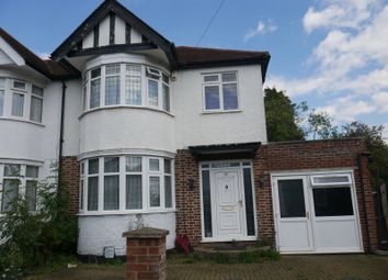 Thumbnail 4 bed terraced house to rent in Kingshill Drive, Harrow