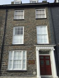 Thumbnail 1 bed flat to rent in 24 North Parade, Aberystwyth