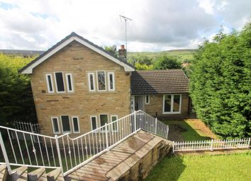Thumbnail 4 bed detached house for sale in Edgeside Lane, Waterfoot, Rossendale