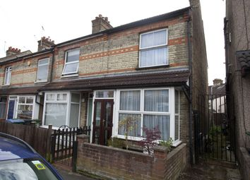 Thumbnail 2 bed terraced house for sale in Victoria Road, Watford