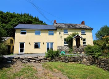 Thumbnail 4 bed detached house for sale in Cynwyl Road, Carmarthen