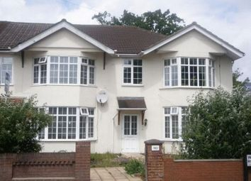 Thumbnail 3 bed flat to rent in Winchester Road, Upper Shirley, Southampton