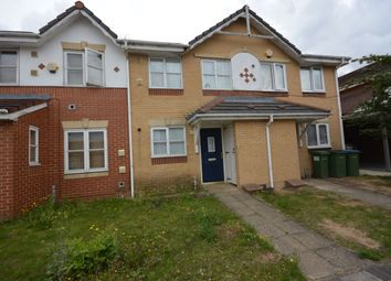 Thumbnail 2 bed terraced house for sale in Newmarsh Road, Central Thamesmead, London