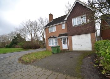 Thumbnail 4 bedroom flat to rent in Crosier Close, London