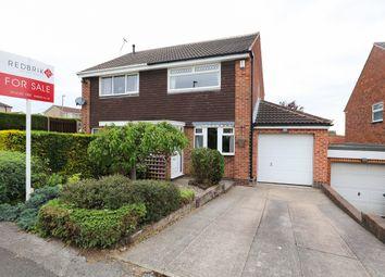 Thumbnail 2 bed semi-detached house for sale in Chestnut Avenue, Killamarsh, Sheffield