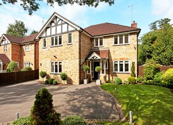 Thumbnail 4 bed detached house to rent in London Road, Sunningdale, Ascot