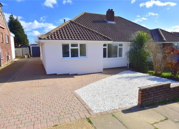 Thumbnail 4 bed bungalow for sale in Greenoaks, North Lancing, West Sussex