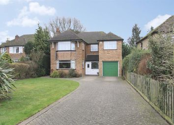 Thumbnail 5 bed detached house for sale in Thornhill Road, Ickenham