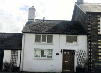 Thumbnail 2 bed cottage to rent in Rock Cottage, Cwmdauddwr, Rhayader, Powys