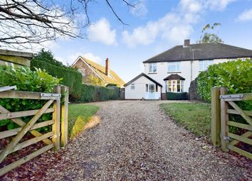 Thumbnail 3 bed semi-detached house for sale in Vigo Road, Fairseat, Sevenoaks, Kent