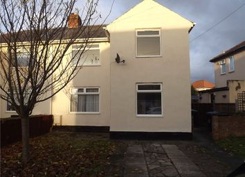 3 bed semi-detached house to rent in Park Avenue, Coxhoe, Durham DH6
