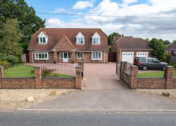 Thumbnail 4 bed detached house for sale in Rangell Gate, Low Fulney, Spalding