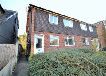 Thumbnail 2 bed flat to rent in Victoria Crescent, Eccles, Manchester