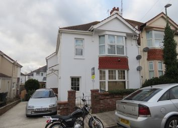 Thumbnail 1 bed flat to rent in St. Pauls Road, Preston, Paignton