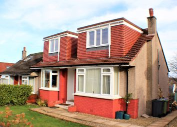 Thumbnail 3 bed semi-detached bungalow for sale in Drumlin Drive, Glasgow