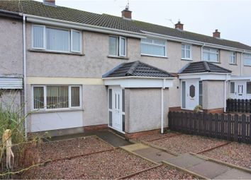 Thumbnail 3 bed terraced house for sale in Moss Drive, Antrim