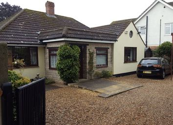 Thumbnail 3 bed detached bungalow for sale in Tiverton Close, Woodley, Reading