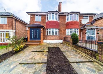 Thumbnail 6 bed semi-detached house for sale in Perryn Road, London