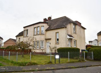 Thumbnail 2 bed flat for sale in Kirk Street, Coatbridge