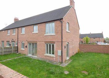 Thumbnail 4 bed semi-detached house for sale in Blackheath Lane, Baswich, Stafford