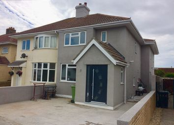 Thumbnail 4 bed semi-detached house for sale in Chesham Road South, Weston-Super-Mare