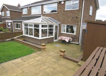 Thumbnail 3 bed semi-detached house for sale in Chatsworth Road, Stamford