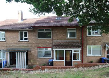 Thumbnail 3 bed terraced house to rent in Holmhirst Drive, Woodseats