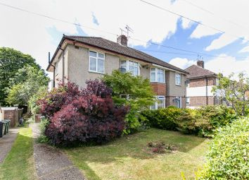 Thumbnail 2 bed flat for sale in Meadow Way, Reigate