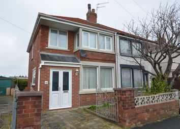 Thumbnail 2 bed semi-detached house for sale in Endsleigh Gardens, South Shore, Blackpool