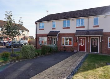 Thumbnail 2 bed terraced house for sale in Brookes Avenue, Chester