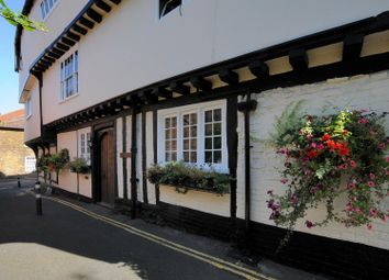 Thumbnail 4 bed property for sale in Love Lane, Sandwich