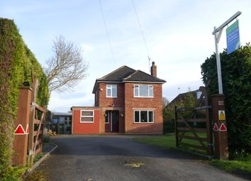 Thumbnail 3 bed detached house for sale in Newbold Road, Wellesbourne, Warwick