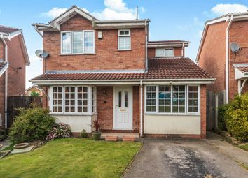 Thumbnail 3 bed detached house for sale in Dalby Grove, Sothall, Sheffield