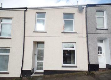 Thumbnail 3 bed terraced house for sale in Walters Terrace, Twynyrodyn, Merthyr Tydfil