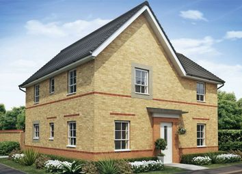 Thumbnail 4 bed detached house for sale in Aurelius Way, North Hykeham, Lincoln